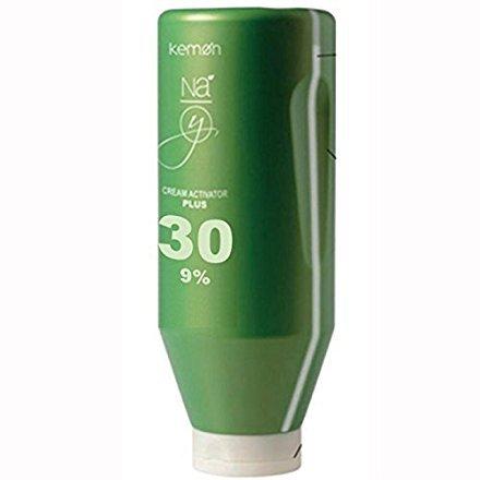 Kemon NA YO Cream Activator 30 Volume 9% Developer 33.8 Ounce 1000 Milliliters