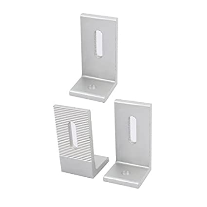 Amazon.com: eDealMax 80x40x40mm Acero inoxidable en Forma de ...