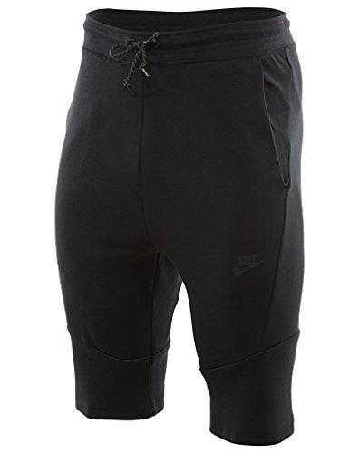 Nike Tech Fleece 2.0 Black Mens Shorts Size M