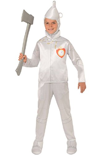 [8eighteen The Wizard of Oz Tin Man Child Halloween Costume] (Wizard Of Oz Witch Socks)
