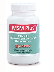 Karuna – MSM Plus 120 caps