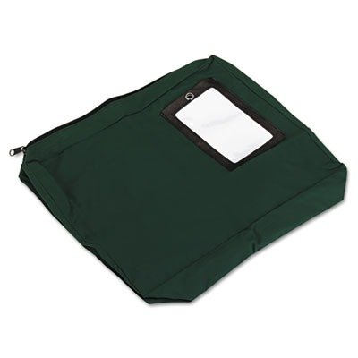 PMC04646 - Pm Company Expandable Dark Green Transit Sack by PM Company