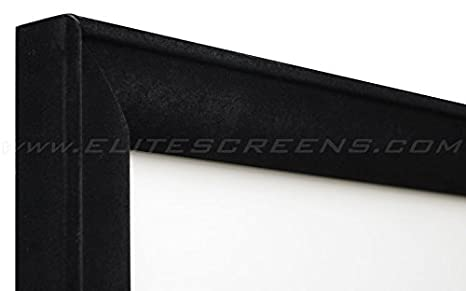 SB120WH2 ELITE SCREENS fixed frame projector screen Sable Frame B2 266 x 149 cm 16:9 format 120 inches