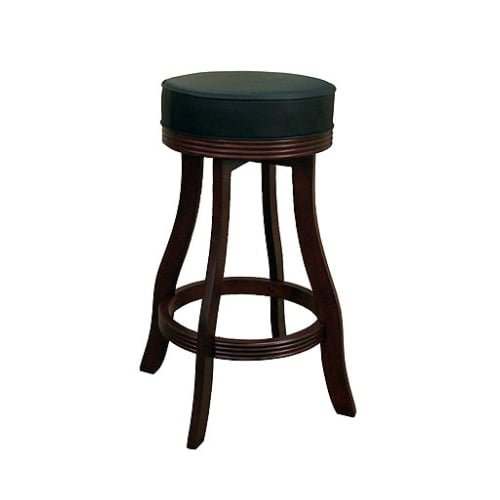 American Heritage Billiards Designer Stool, English Tudor