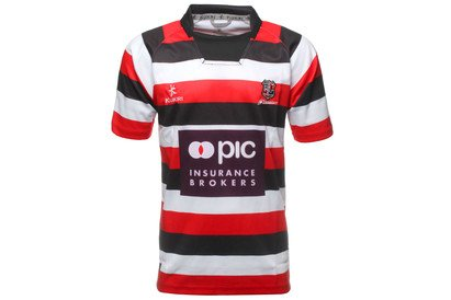 741d821f257 Kukri Counties Manukau 2014/15 Home Rugby Shirt Black/Red/White - size 4XL:  Amazon.co.uk: Clothing