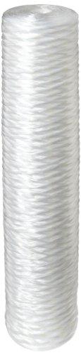 Pentek WPX100BB20P String-Wound Polypropylene Filter Cartridge, 20