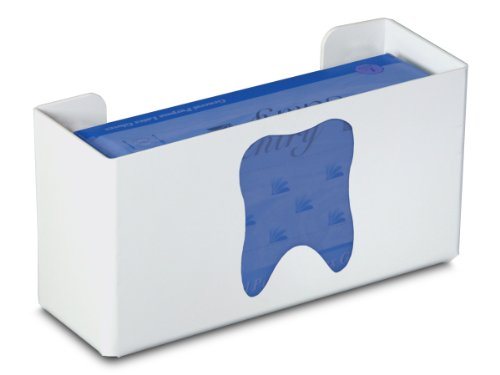 Glove Dispenser Single (TrippNT 51053 Priced Right Single Glove Box Holder with Tooth, 11