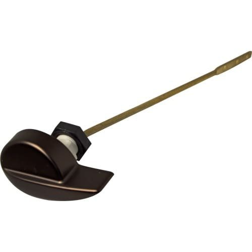 Mirabelle MB130964 Side Mounted Toilet Tank Lever From the Monogram Brass Collection