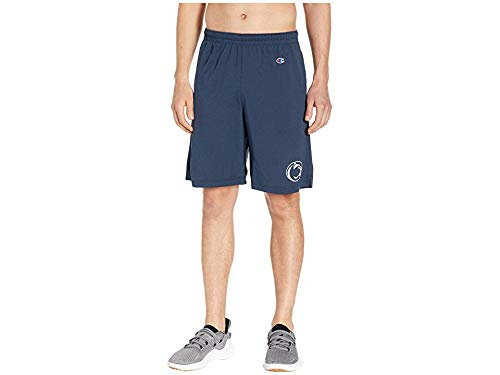 Champion College Men's Penn State Nittany Lions Mesh Shorts Navy 2 Large 9