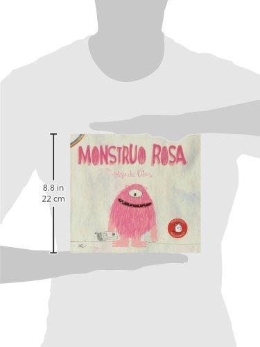 Monstruo Rosa (Premio Apila Primera Impresión): Amazon.es: Olga de ...
