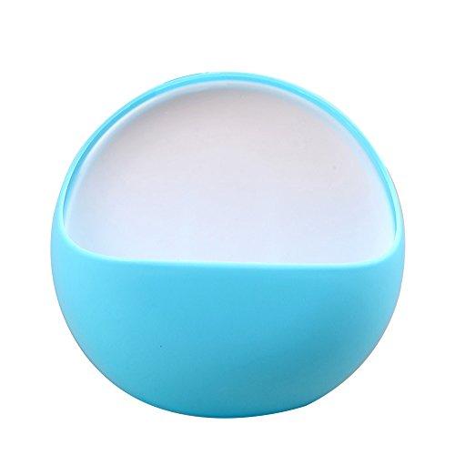 Sink Suction Soap Holder,Rosoz Plastic Soap Dish for Dove...