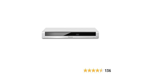Panasonic DMRBWT745EC9 - Grabador de Blu-ray (3D, escaldo 4K, WiFi incorporado, disco duro de 500 GB), negro [Versión Importada]: Amazon.es: Electrónica