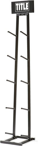 TITLE Medicine Ball Rack by Title Boxing