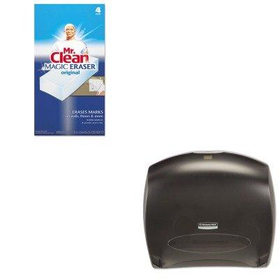 kitkim09507pag82027 – Value Kit – Kimberly Clark In-Sight JRT JR. Tejido dispensador w