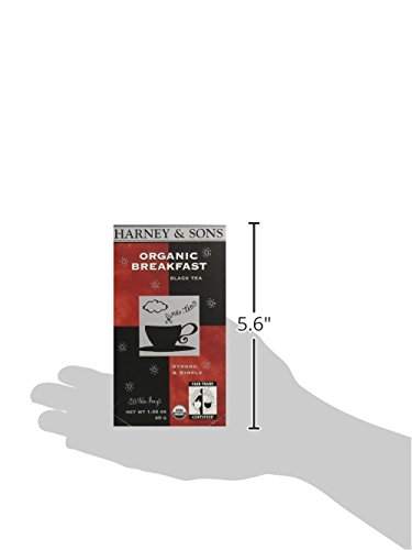 Harney and Sons Premium Tea Bags, 20 Count 6 A traditional blend of hand-picked black teas from India The Assam is mellowed a bit with a smooth south Indian Tea It can be enjoyed on its own or with milk and sugar