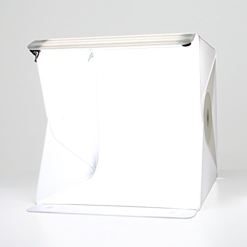 Smart Box Food - Orangemonkie Foldio2  15-Inch Folding Portable Lightbox Studio for Smartphone or DSLR