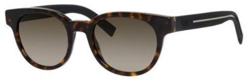 DIOR HOMME Sunglasses 182/S 0M61 Havana - Uk Men Dior