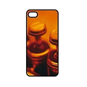 DD Vague Pattern Design Plastic Hard Case for iPhone 6 Plus