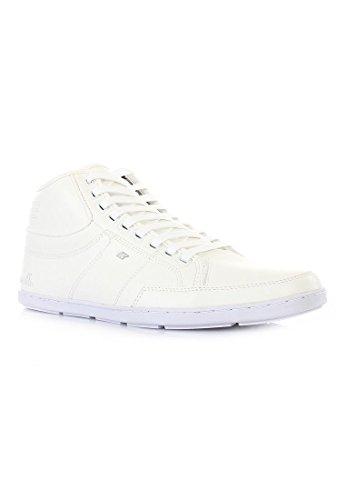 Boxfresh Sneaker Men SWAPP BLOK TRH LEA Wht Gry Vlt