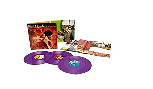 Live At Woodstock - Exclusive Limited Edition Purple Haze Colored 3x LP Vinyl