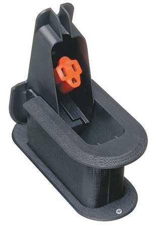 Non-Metallic Deck Grommet - Black