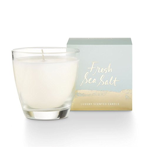 - Illume Demi-Boxed Candle in box 4.7oz/135g (Fresh Sea Salt)
