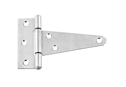 Stanley Steel Hinges (Stanley Hardware S808-618 CD908 LIFESPAN Heavy T Hinge in Stainless Steel)