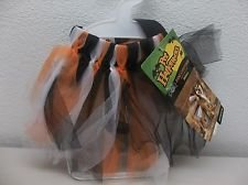 Cat Halloween Costumes Petsmart (Halloween Pet TuTu Multi Color Small)