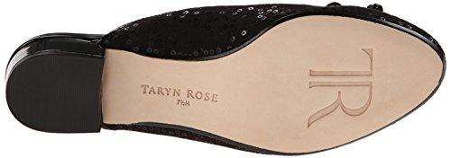 Taryn Rose Para Mujer Faigel Mule Black