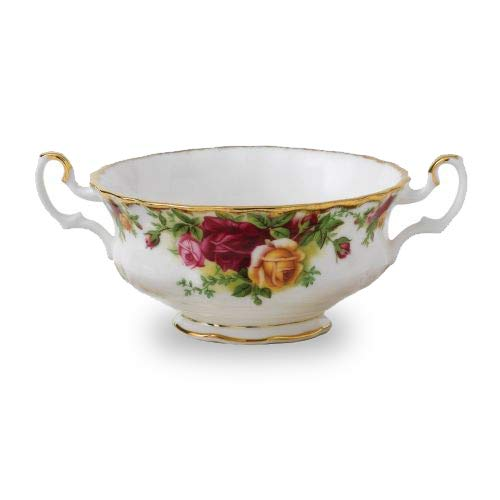 (Royal Albert Old Country Roses 11-ounce Cream Soup)