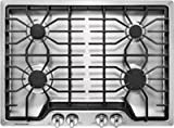 Frigidaire FFGC3026SS 30' Gas Cooktop with 4 Sealed Burner Style in Stainless Steel
