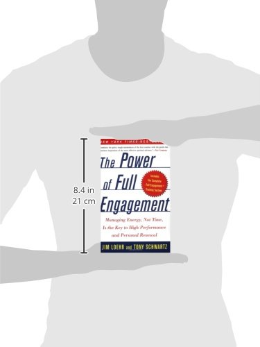 Buy the power of full engagement managing energy not time is the buy the power of full engagement managing energy not time is the key to high performance and personal renewal book online at low prices in india the fandeluxe Images
