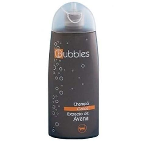 Bubbles - Champú Gatos Con Avena, 0.25KG: Amazon.es: Productos para mascotas