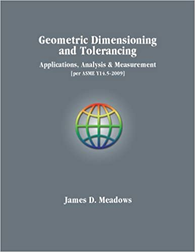 Geometric Dimensioning And Tolerancing Applications Analysis