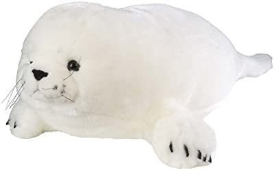 Cuddlekins Harp Seal Pup 30-inch from Wild Republic
