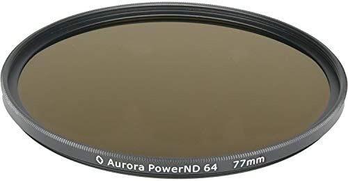 Aurora-Aperture PowerND ND64 77mm ND 1.8 Filter (6-Stop) [並行輸入品]