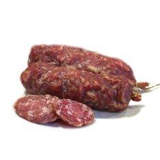 Cacciatorini Dry Cured Italian Sausage 2 sticks per pkg - Italian Jerky