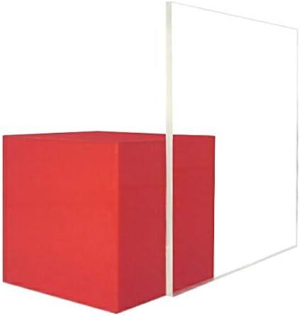日本製 アクリル板 透明(押出板) 厚み15mm 450X850mm 縮小カット1枚無料 カンナ・糸面取り仕上(エッジで手を切る事はありません)(キャンセル返品不可)