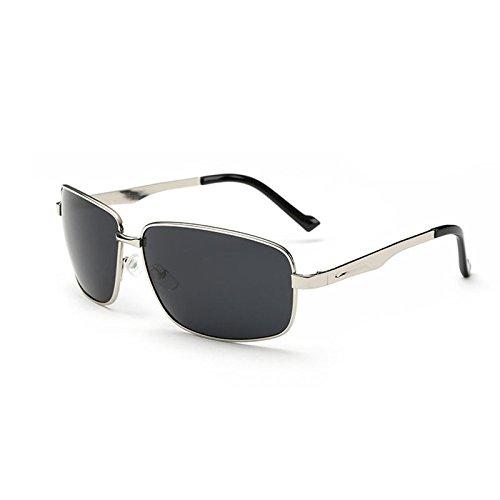Sun Gafas La De Nocturna De De Visión Gafas Los Del De Goldboxtea La UV400 Metal De Hombres Pesca Polarizadas Sol STUqrzwS