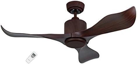 Ventilador de techo Eco Aviador - 132cm Estilo avión / Motor DC de ...