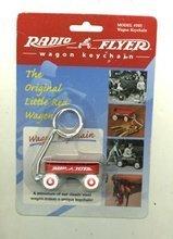 Radio Flyer Wagon Keychain