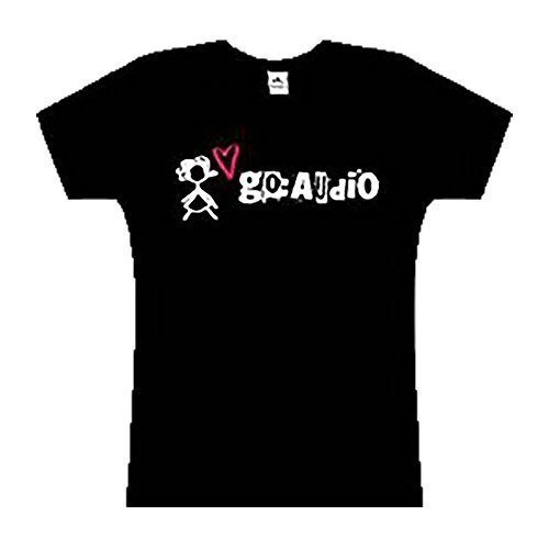 Go: Audio - Dies ist Die Ersten Mal Go - Offizieles Damen T-Shirt