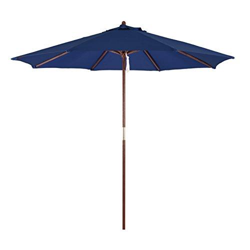 California Umbrella Hardwood Market Polyester