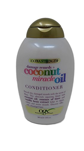 OGX Strength Coconut Miracle Conditioner product image