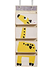 3 Sprout Hanging Wall Organizer- Storage for Nursery and Changing Tables