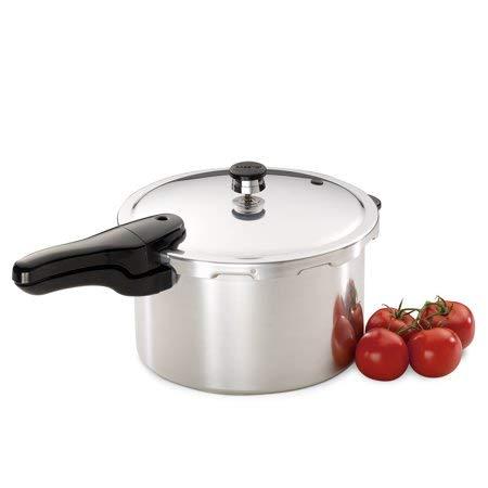 Presto 8-Quart Aluminum Pressure Cooker 01282 by Presto