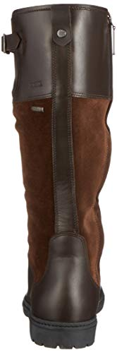 Femme Marron Bottes darkbrown Cavalieres amp; Bottines Aigle Parfield Mtd W qZwAPPB0