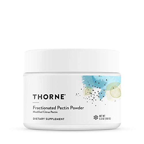 (Thorne Research - Fractionated Pectin Powder - Water-Soluble Modified Citrus Pectin - 5.3 oz)