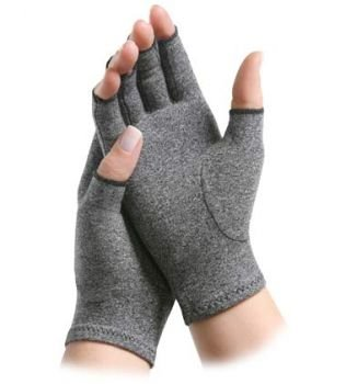 Brown Medical Imak arthritis Gloves Compression Blood Cir...