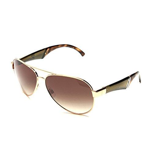 JOHN GALLIANO Sunglasses gold brown JG0015 -